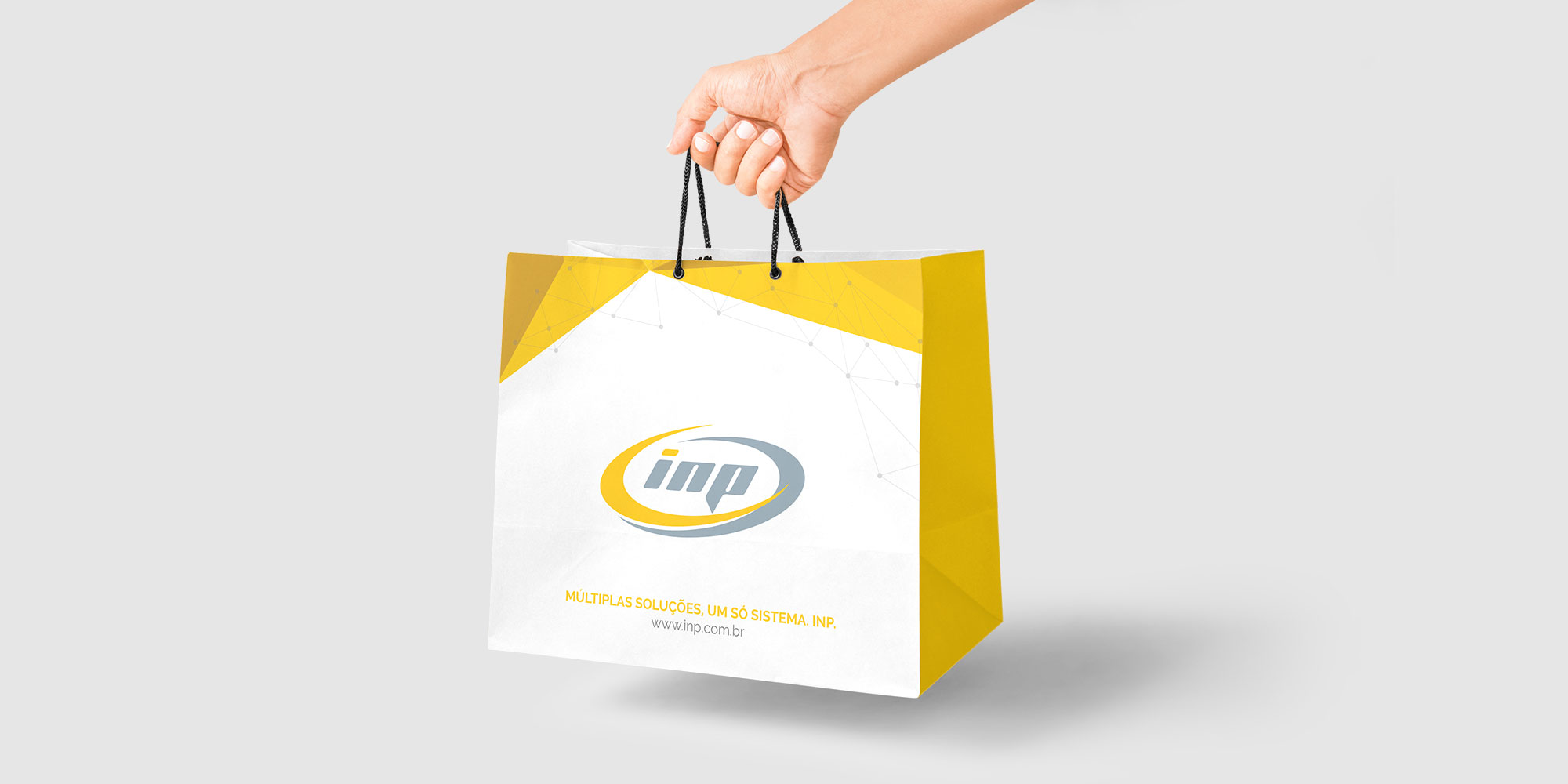 Sacola Promocional INP Implante