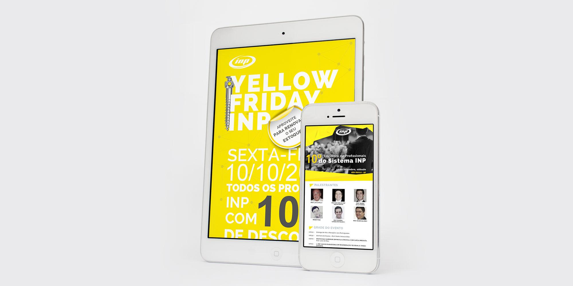 Promoção Yellow Friday INP Implante
